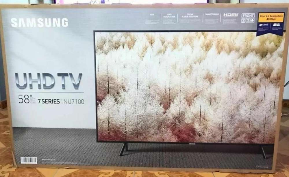 Smart Tv Samsung 58''