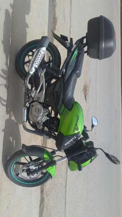 Vendo Moto Pulsar Gt
