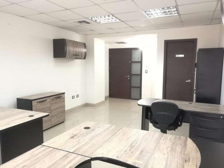 Alquiler Oficina Amoblada City Office, junto a City Mall, Norte Guayaquil,