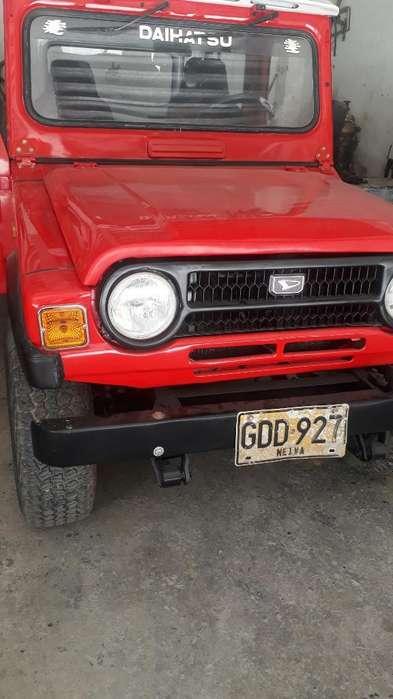 Daihatsu F20 1982 - 142320 km