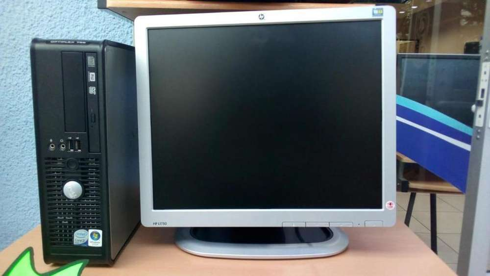 APROVECHA DELL CORE 2 DUO Q 1450.00 * PAGAS AL RECIBIR *2GB DE RAM *160GB DISCO