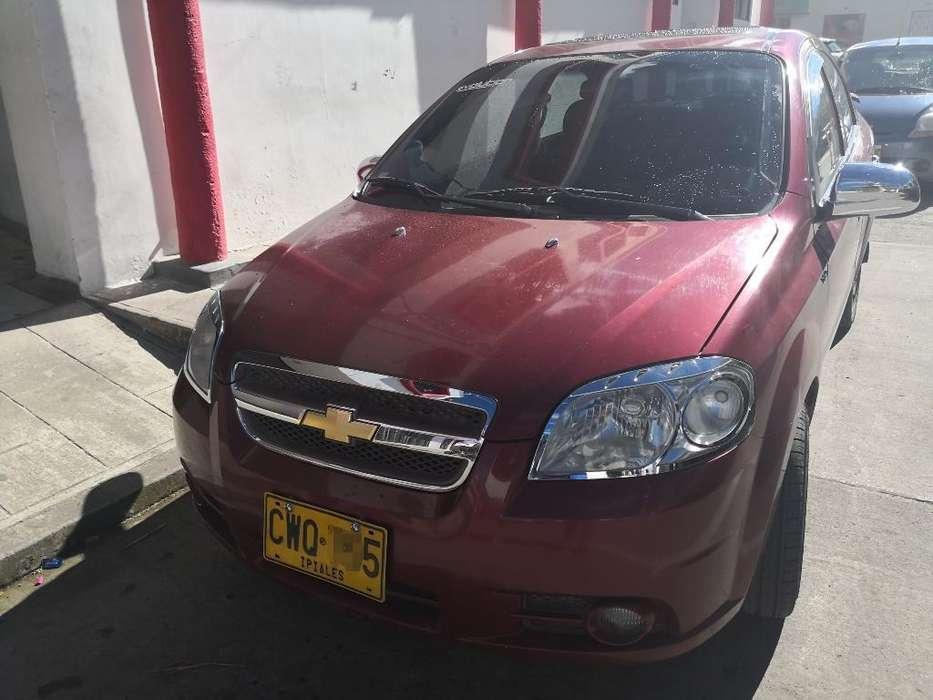 Chevrolet Aveo Emotion 2010 - 140000 km