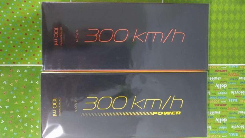 300 km naranja