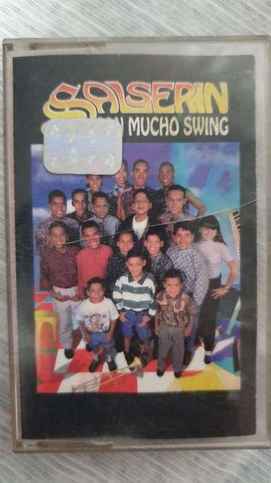 Cassete Original Salserin