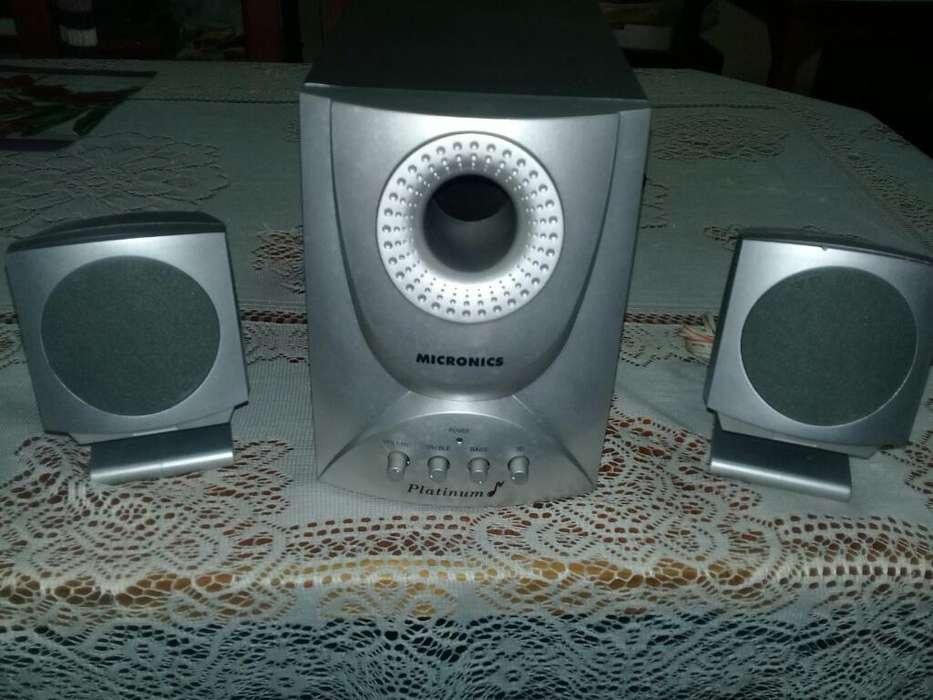 Parlante Platinum