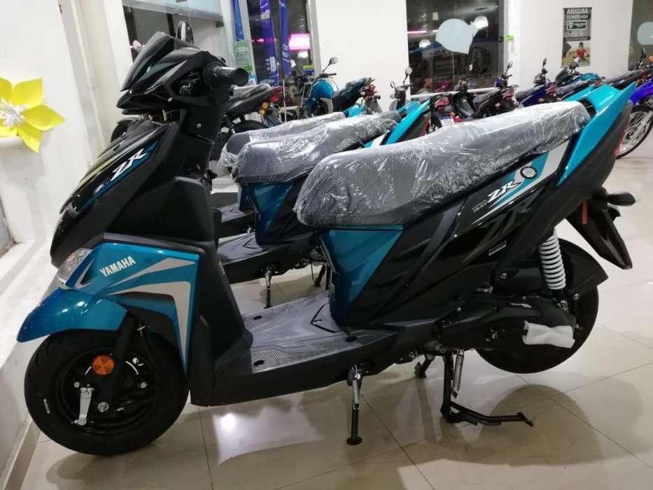 MOTO YAMAHA RAY ZR 115 2019 OKM
