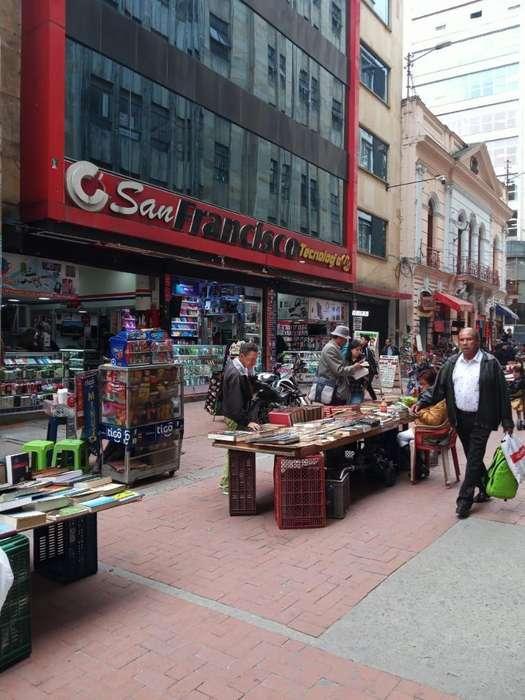 Exelente Local Comercial Centro de Bogot