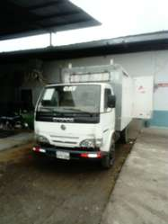 Cronos con Motor Toyota B. Reparado