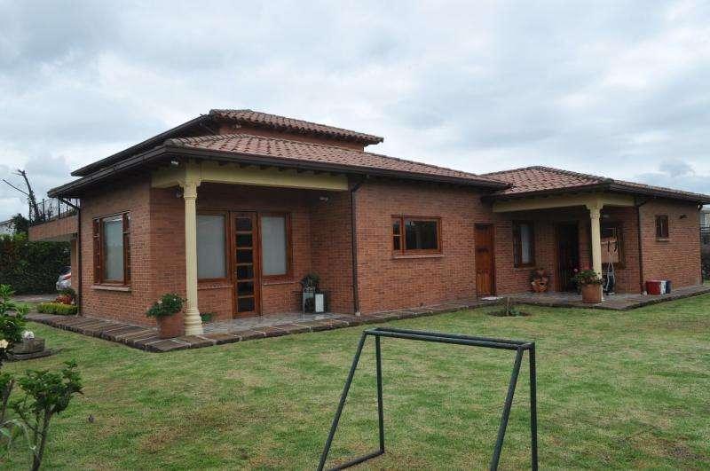 Casa En Arriendo/venta En Chia Conjunto Andalucia Casa 5 Cod. VBIRE5859