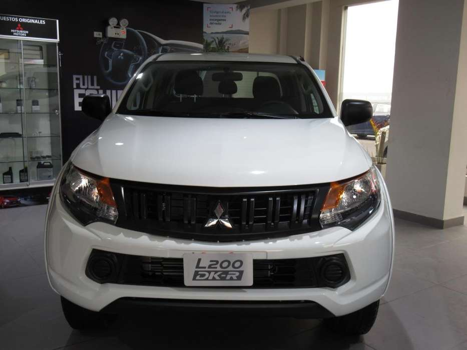 Mitsubishi L200 2018 - 0 km