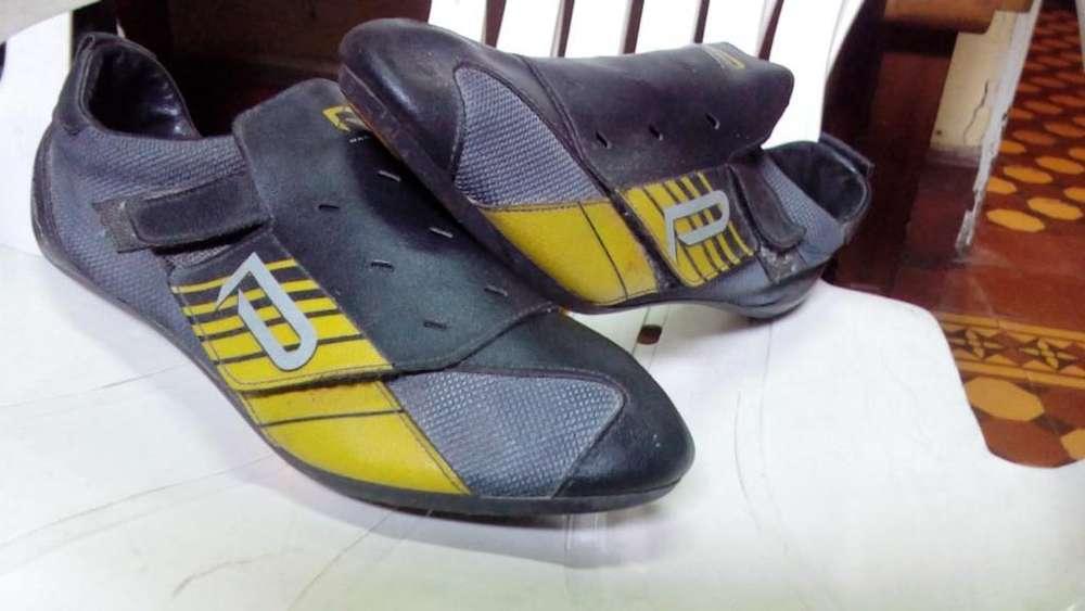Zapatos Bicleta de Carrera