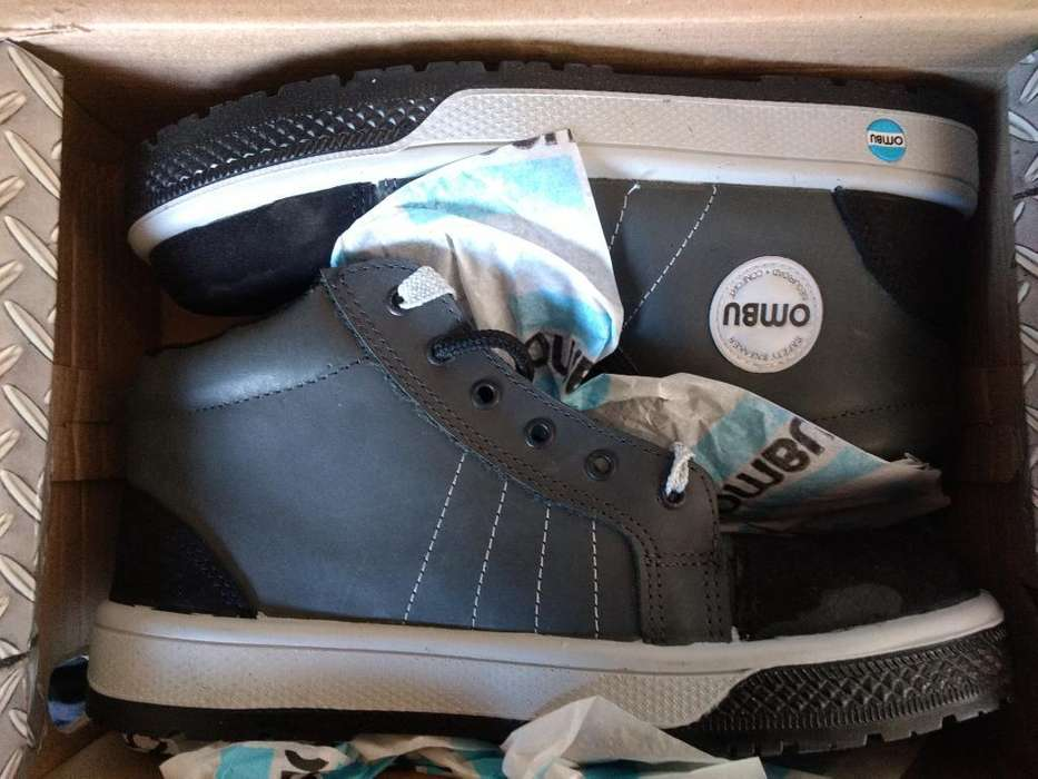 Botin Sneaker Ombu 44