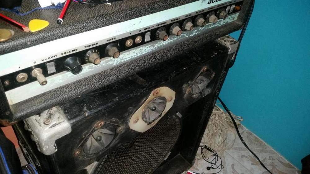 Amplificador de Guitarra Acustic 150