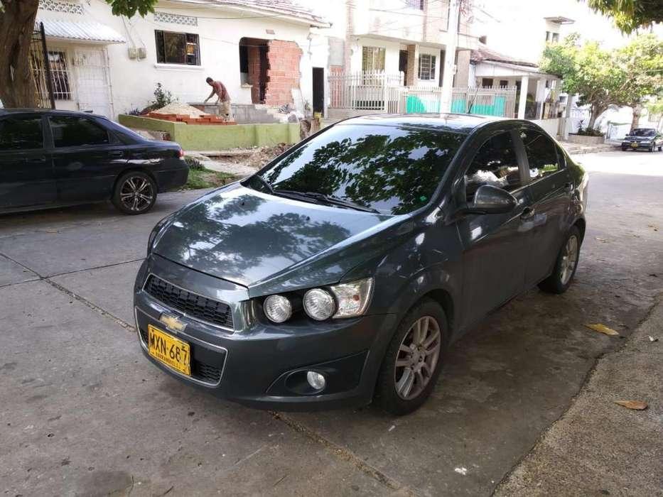 Chevrolet Sonic 2013 - 129000 km