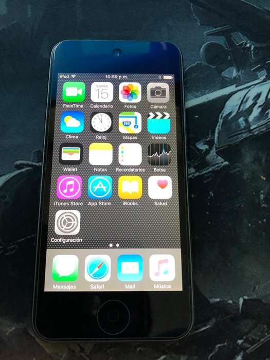 <strong>ipod</strong> Touch quinta generación