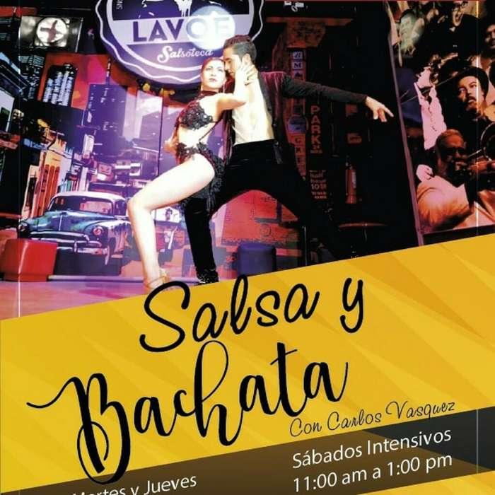 Aprende a Bailar Salsa Y Bachata