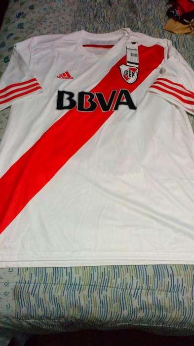 Camiseta Adidas River Plate 2015 Mora Xl