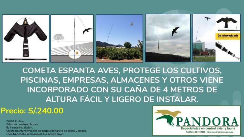 PALOMAS ESPANTAR AVES
