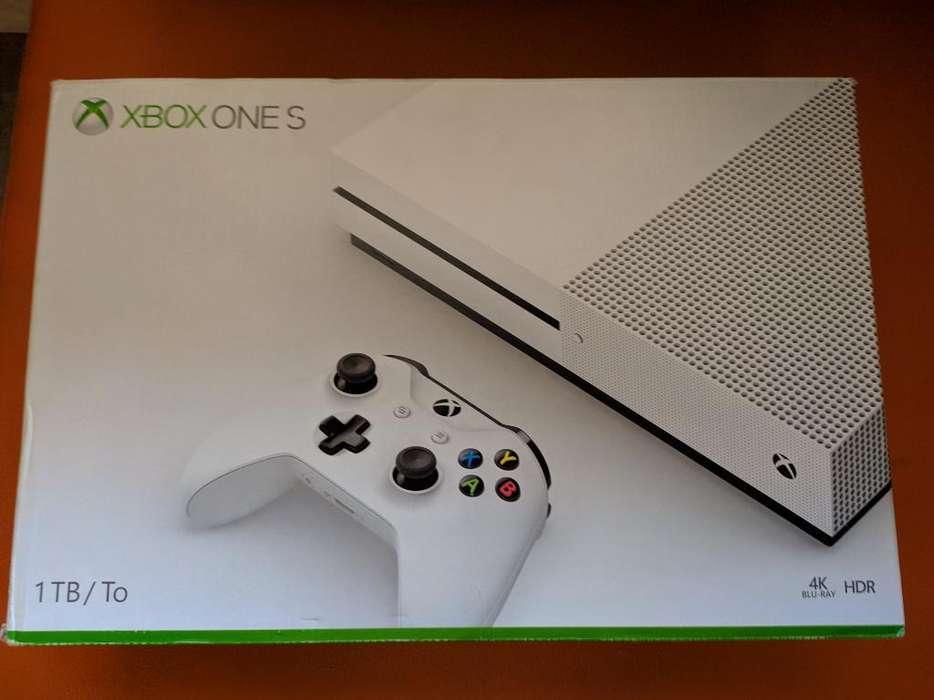 Xbox One S 1 Tera de Disco Duro