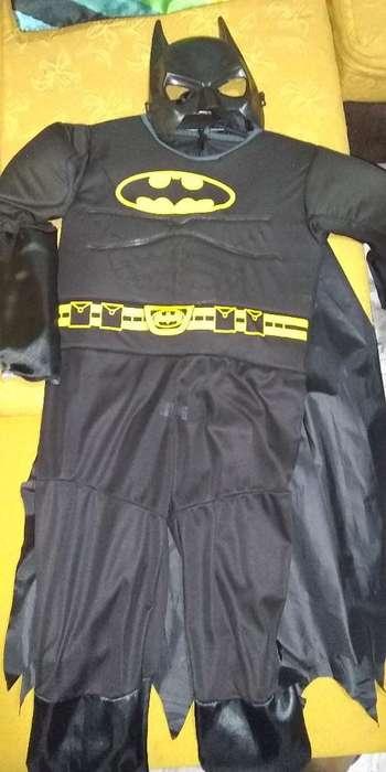 Venta de Disfraz de Batman Talla 8