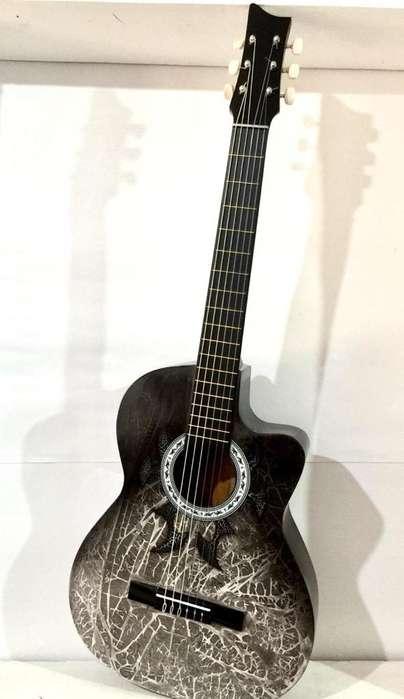 Guitarras Acusticas Nuevos Diseños