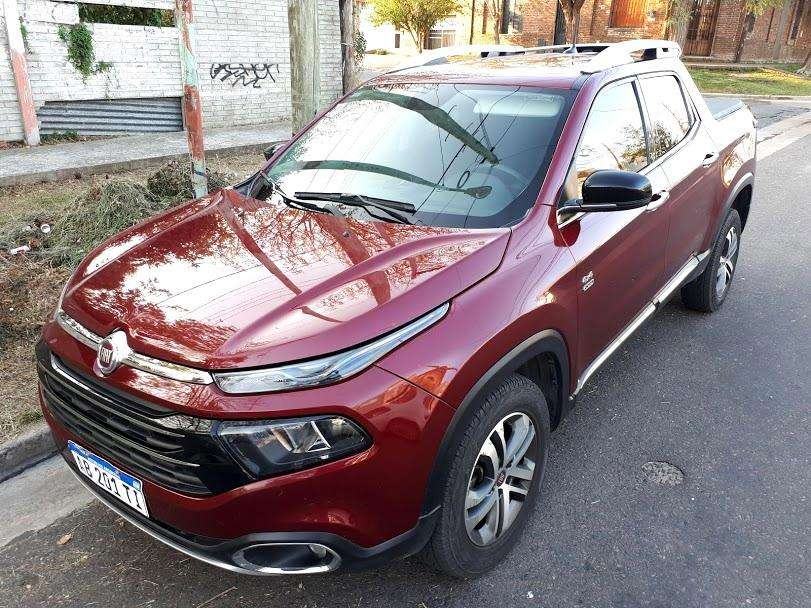 Fiat Toro 2017 - 45500 km