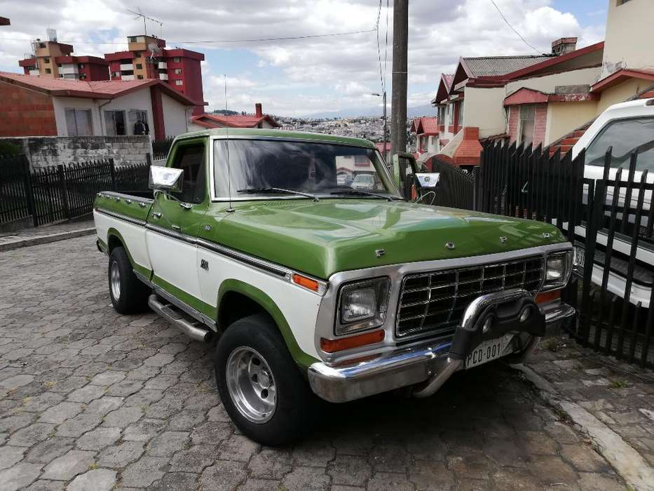 Ford F-150 1974 - 100000 km