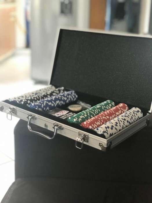 Maletin Kit Poker