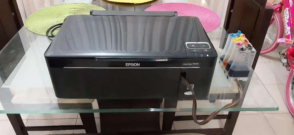 Impresora Epson Tx135. Leer Descripción