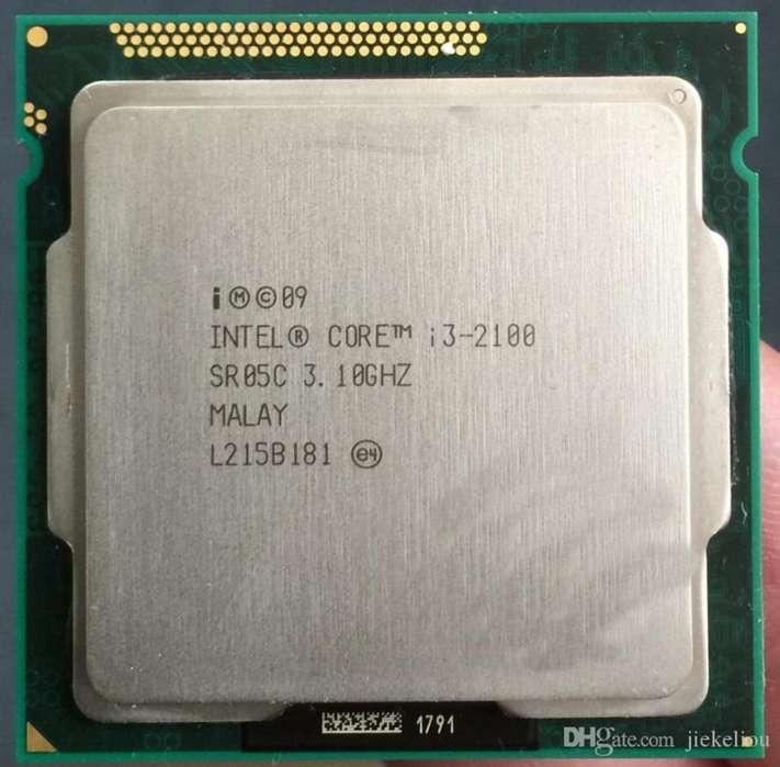 Procesador I3 Más Ram de 4gb Ddr3