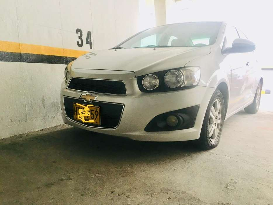 Chevrolet Sonic 2014 - 1 km