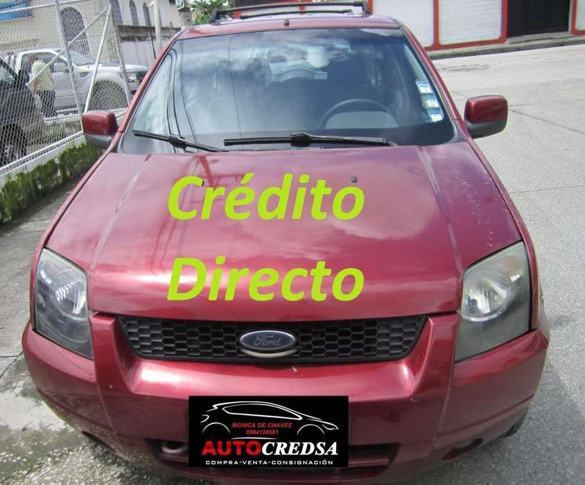 Ford Ecosport 2005 - 197000 km