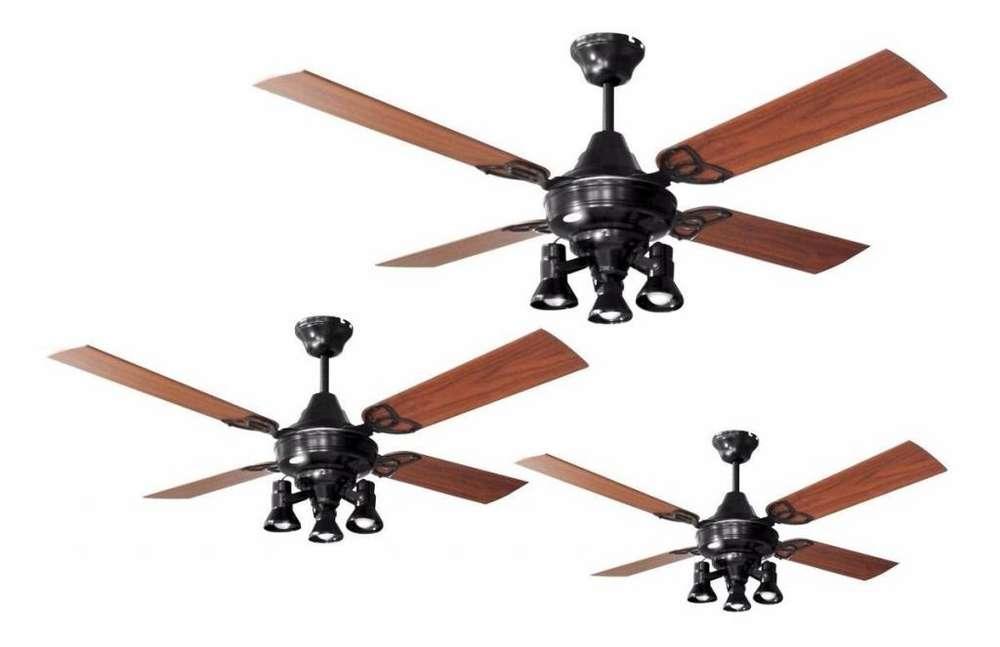 3 <strong>ventiladores</strong> De Techo Martin Y Martin Ocean Excelente Estado