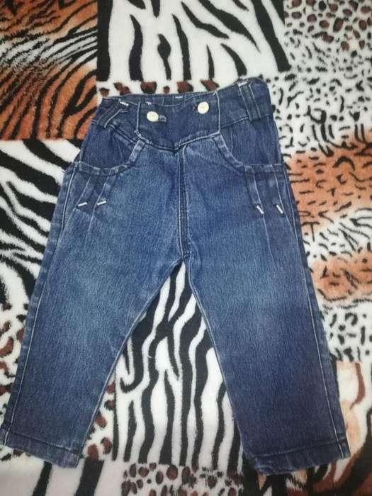Jeans de Beba Talle 1
