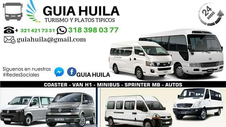 Servicio para turismo en familia o transporte para turismo