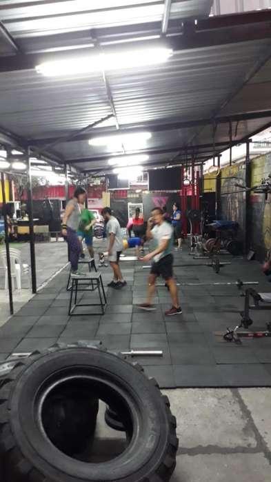 Venta de <strong>gimnasio</strong>