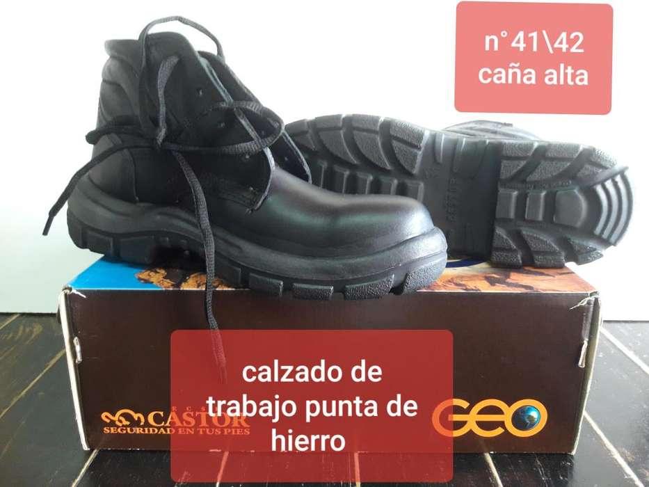 vendo calzado de trabajo nuevo en caja