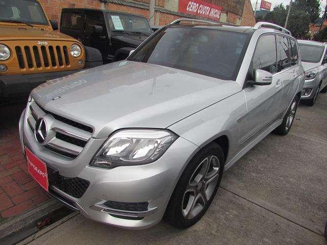 Mercedes-Benz Clase GLK 2014 - 43900 km