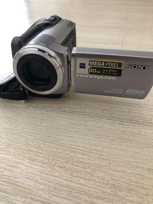 Filmadora Sony Dcr-Sr87 (80 Gb) Como Nueva!