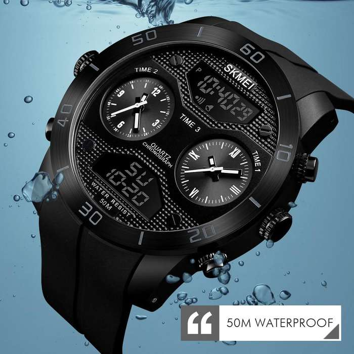 Reloj para Hombre Skmei Dual Time