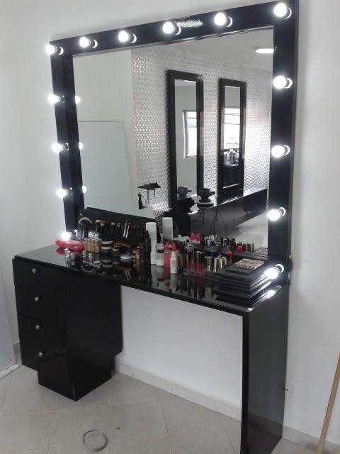 muebles para peluqueria, muebles para barberia, muebles para spa