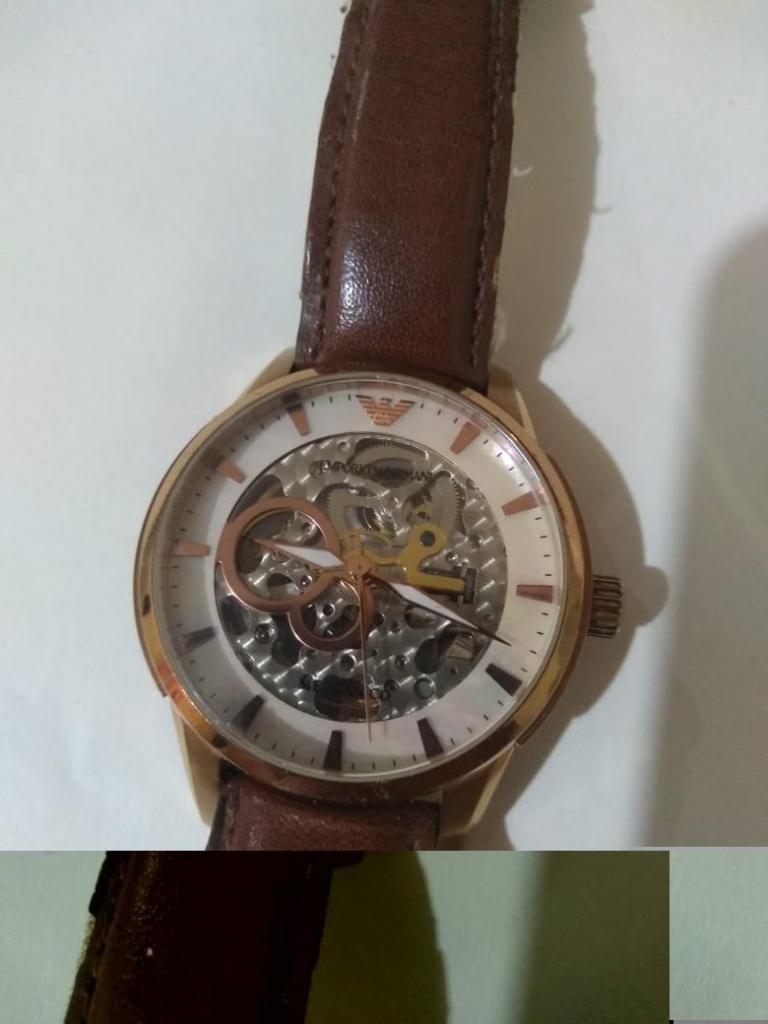 c08949eca1aa Vendo Reloj Emporio Armani Original - Cúcuta