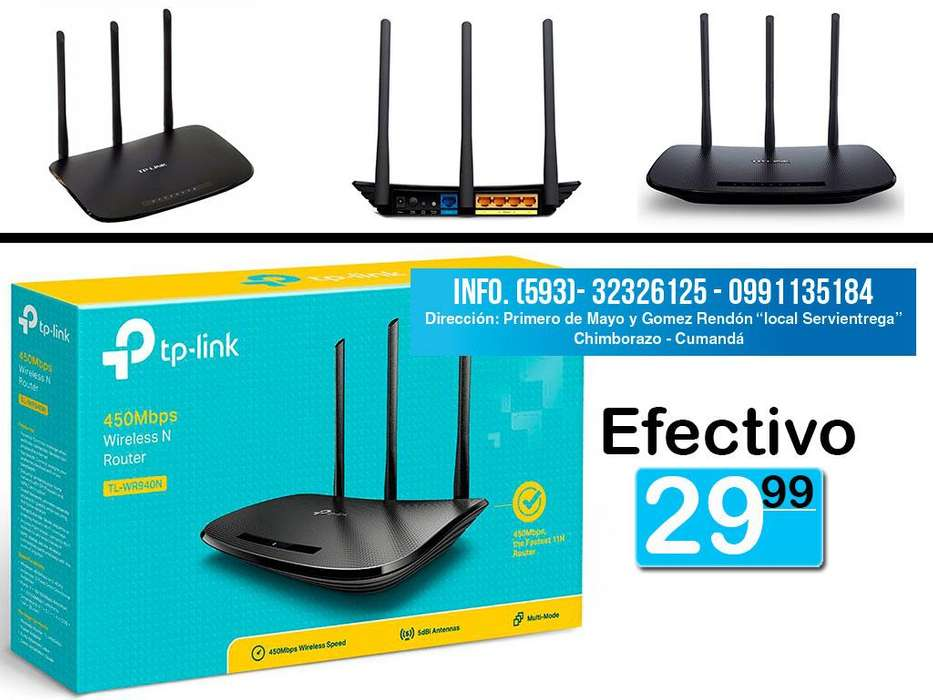 Router 450Mbps WR940N