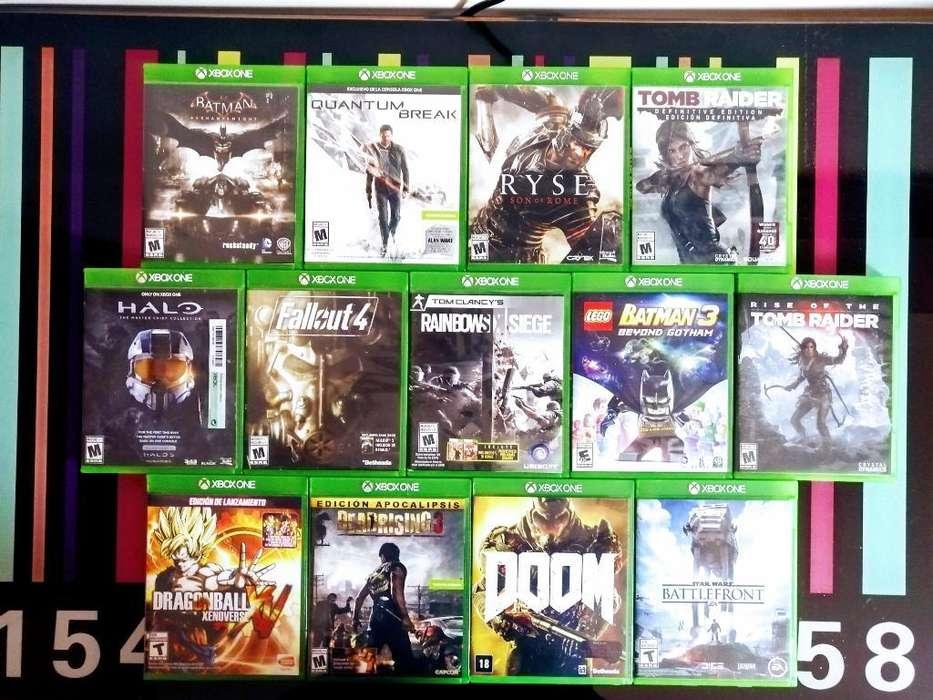 Juegos Xbox One Kennedy