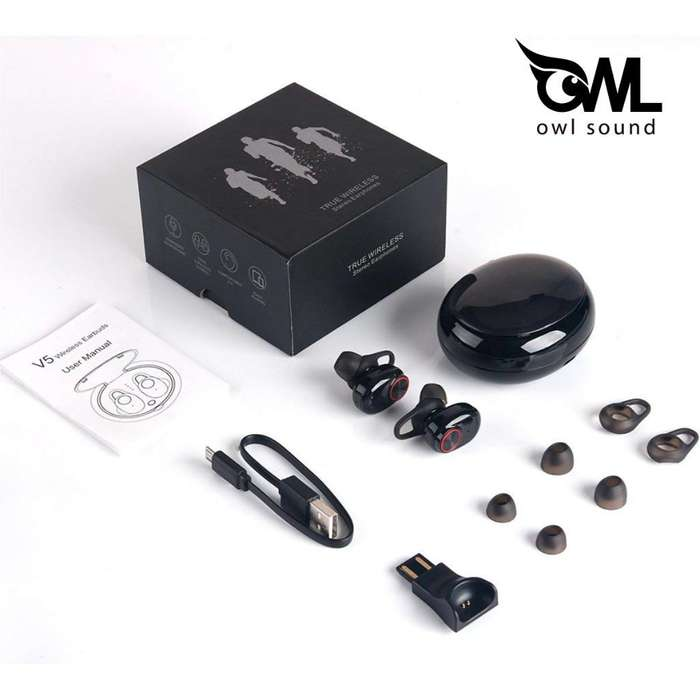 Audifonos Tws Bluetooth V5