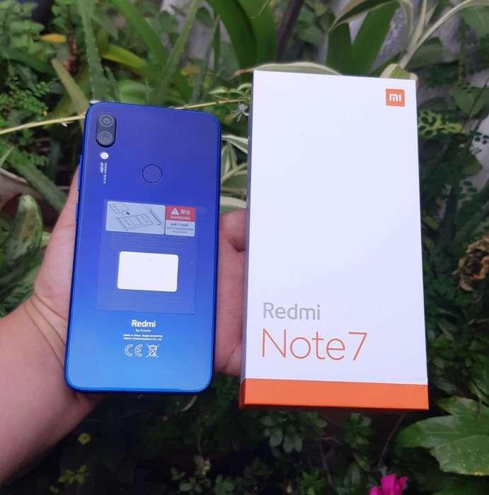 Xiaomi Redmi Note 7 de 64 Gb Recibo Cel
