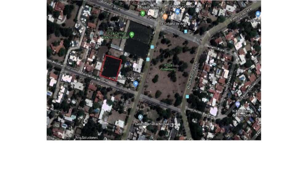 V. Belgrano, Juan Jacobo Berzelius 5824 - UD 530.000 - Terreno en Venta