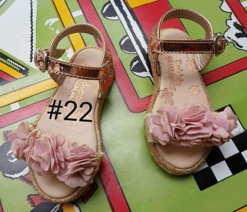 Zapatos Número 22