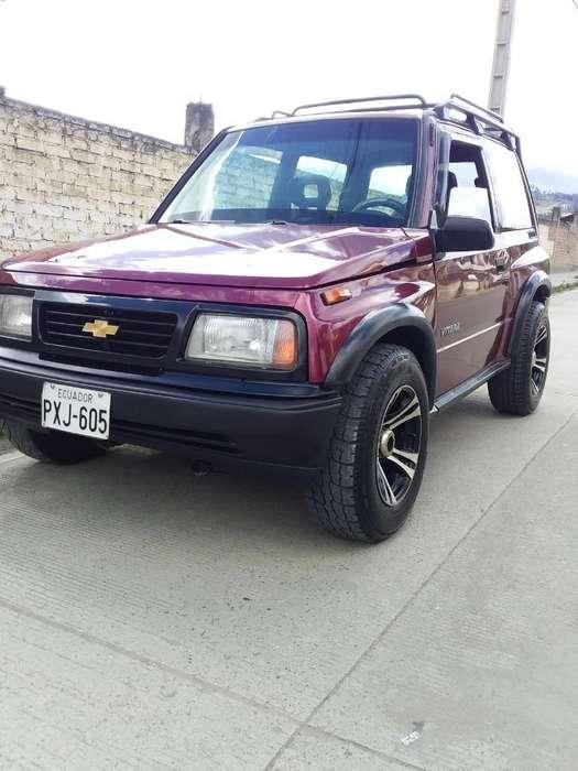Chevrolet Vitara 2001 - 250000 km