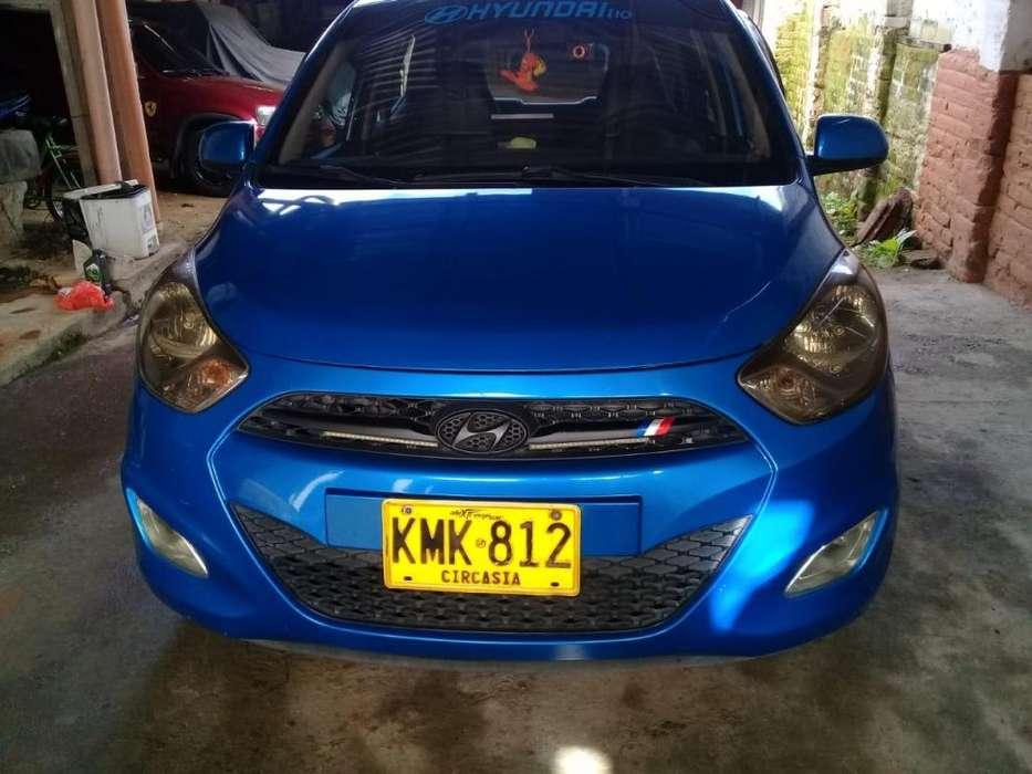 Hyundai i10 2012 - 93000 km